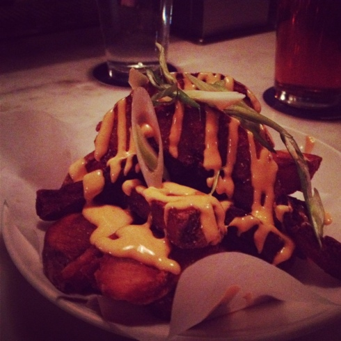 Cottage Fries at The Vanderbilt