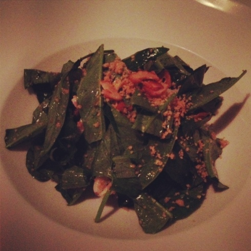 Long Island Squid Salad