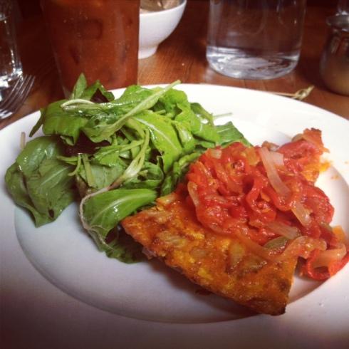 Spanish Tortilla at The Good Fork